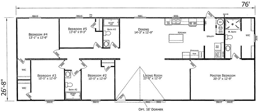 floorplan for Pell